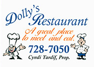 Dolly's Restaurant, St. Agatha, Maine