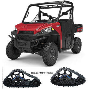 2019 Polaris 900 side x side w/ Trac Kit
